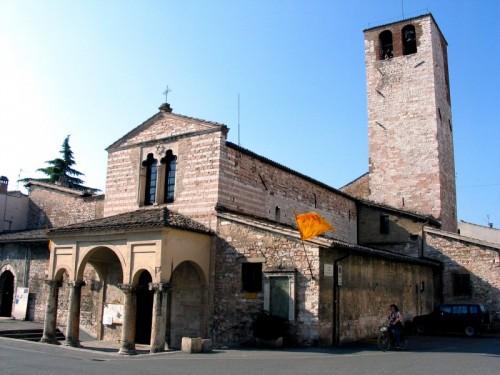 Foligno - Chiesa Santa Maria Infraportas