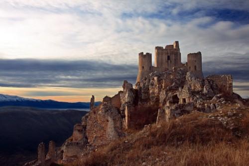 Calascio La Rocca di Calascio