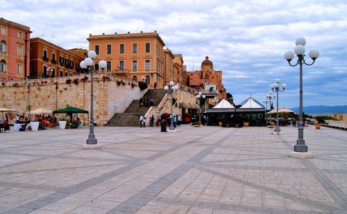 Cagliari  La terrazza dei cagliaritani