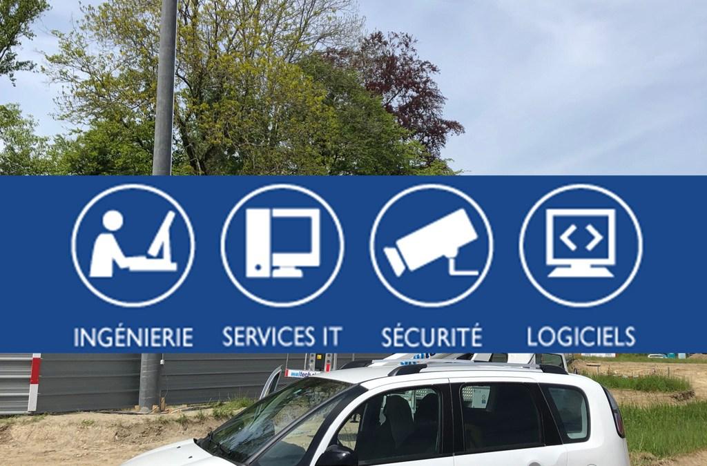 Caméra de surveillance 4K autonome