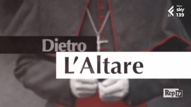 'Dietro l'altare', la docu-inchiesta sui casi di pedofilia nella Chiesa su laF (VIDEO)