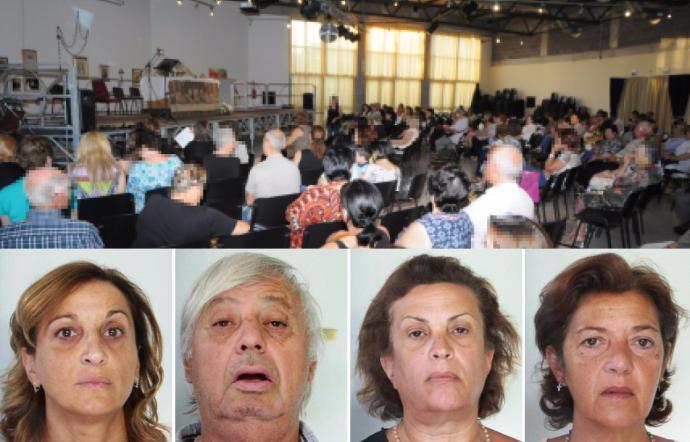 "Inchiesta ""12 Apostoli"", indagini concluse: tra indagati Mimmo Rotella"