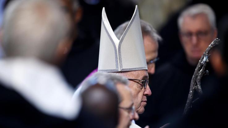 """La lotta del Papa alla pedofilia: """"Mostra l'ipocrisia della Chiesa"""""""