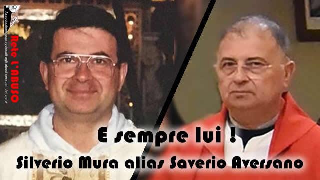Incredibile ma vero, don Saverio Aversano è don Silverio Mura, il prete accusato di abusi a Napoli e protetto dal cardinale Sepe.