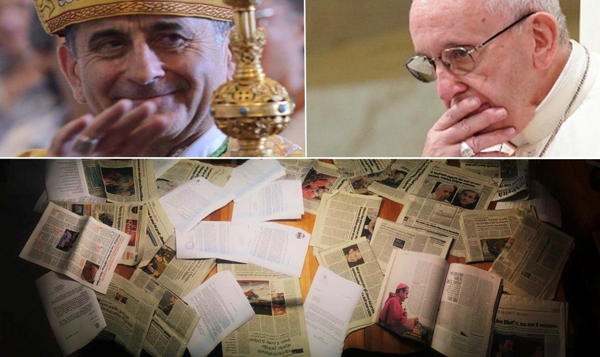 Mons. Delpini tentò di insabbiare l'abuso sessuale di don Mauro Galli: Papa Francesco fino a quando potrà ignorare il caso?