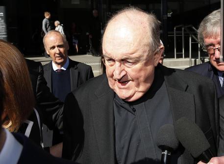 Pedofilia, scagionato vescovo Australia