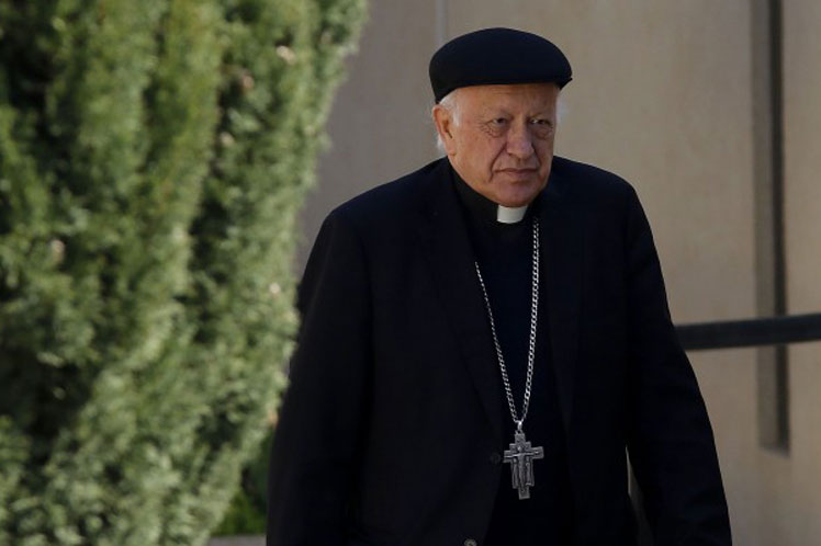 Abusi sui minori, si dimette il Cardinale Ezzati, fedelissimo di Papa Francesco
