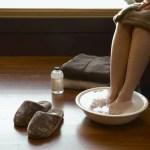 Cum Să-ți Detoxifici Organismul Prin Picioare