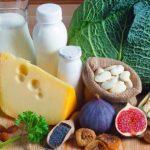 Calciu – Simptomele Si cauzele lipsei de Calciu, Lista alimente cu Calciu