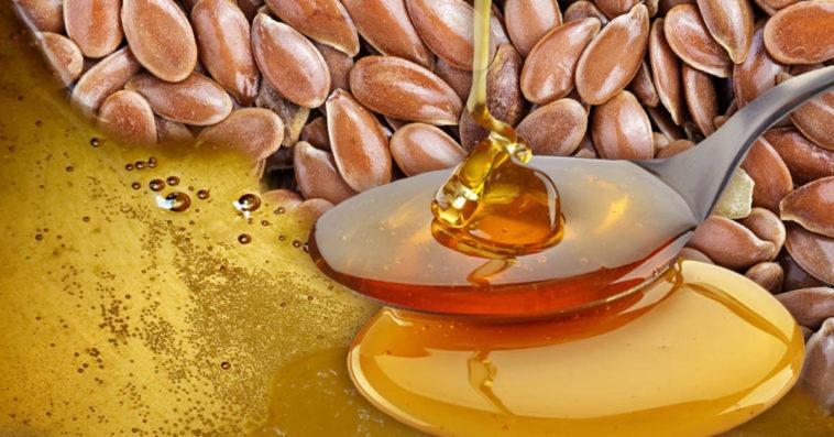 Curățarea corpului cu semințe de in și miere – o detoxifiere foarte rapidă și eficientă