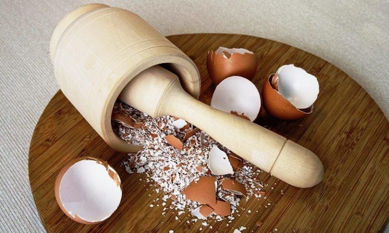 Coaja de ou — sursă ideală de calciu pentru organism