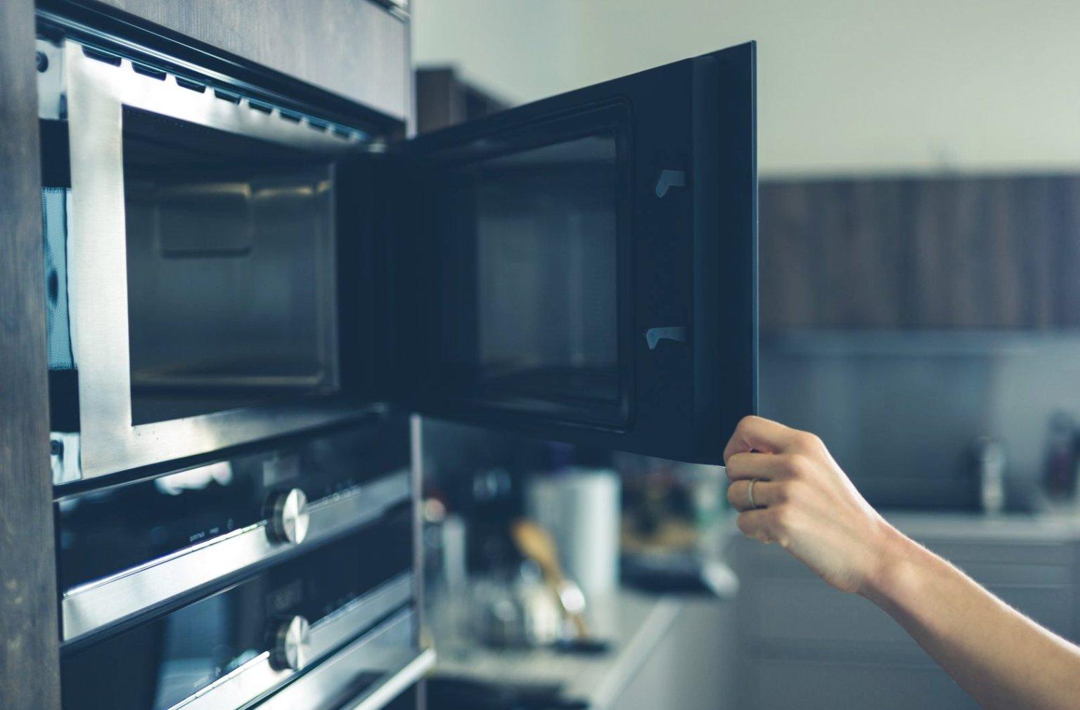 5 Motive pentru utilizarea mai puțin frecventă a microundelor