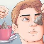 Cum să utilizați corect pungile de ceai pentru ochi?