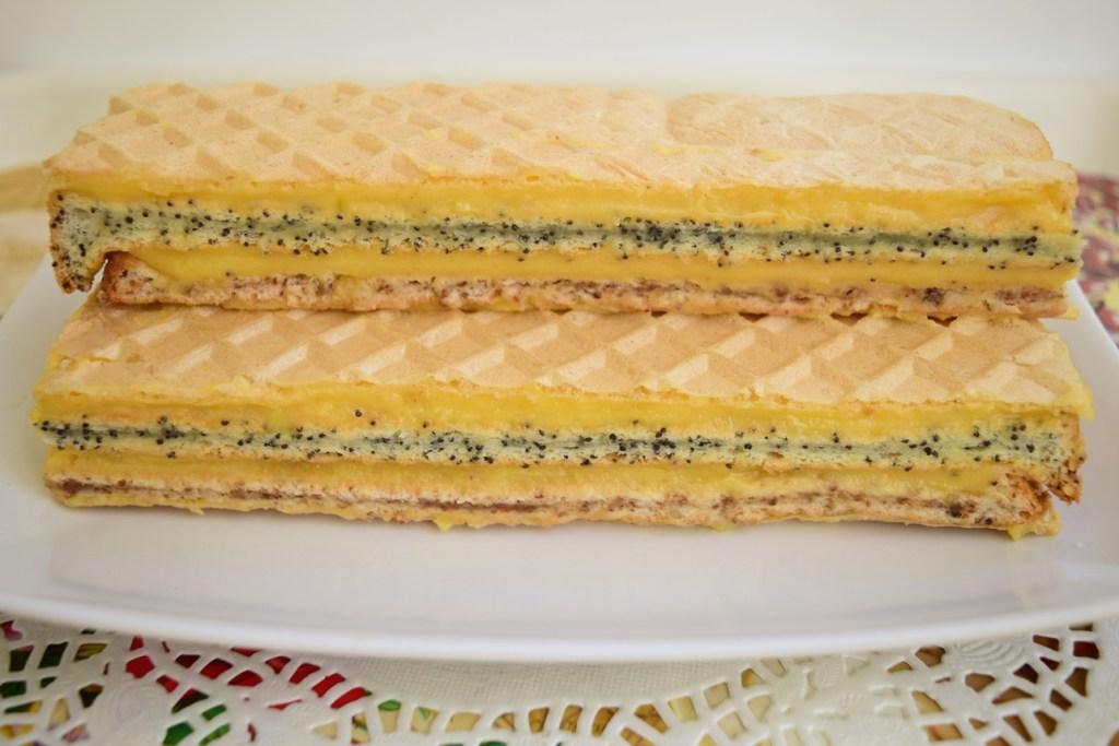 Prăjitura Furnicuța cu gust bun si aspect plăcut