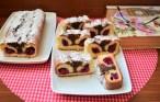 Prăjitura Ochi de păun sau Prăjitura Ochelari