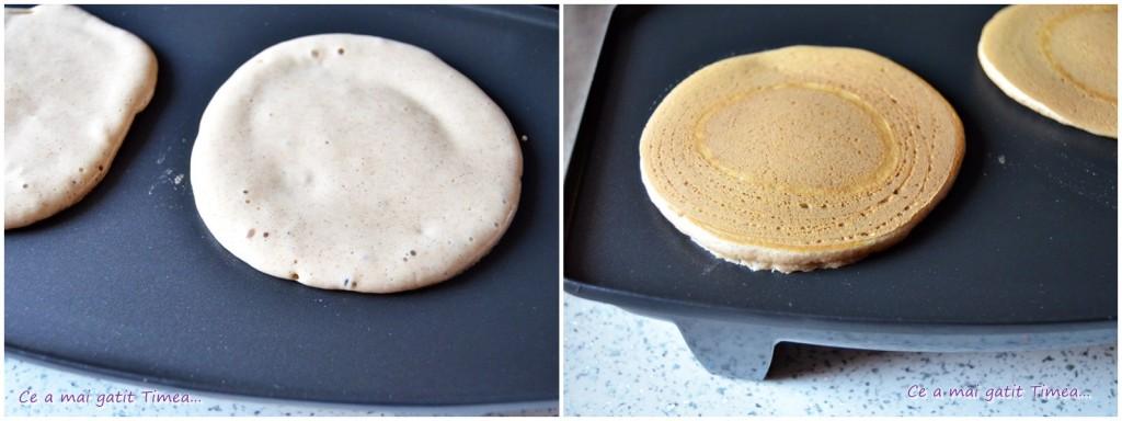 mod de preparare pancakes cu scortisoara 1