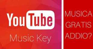 youtube music key,