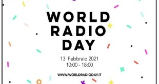 WORLD RADIO DAY 2021
