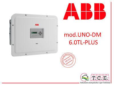Inverter Abb UNO-DM - 6.0 TL PLUS-SB