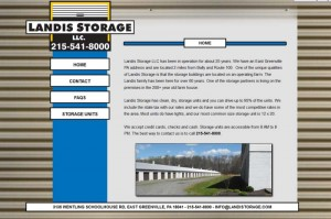 Landis Storage