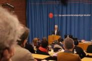 Steinar Holden presenterer det han mener vi har lært av finanskrisa.