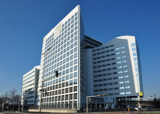 The International Criminal Court at The Hague