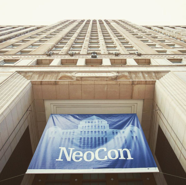 NeoCon shows off latest office design trends