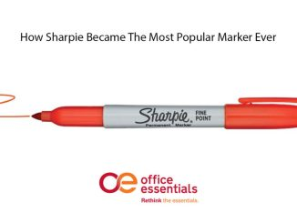 How Sharpie Became The Most Popular Marker Ever