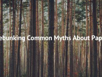 debunking paper myths