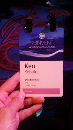 Ken Reinvent20176
