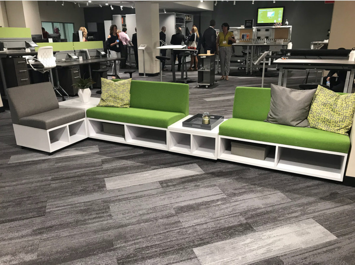 Neocon Office Furniture recap safco 4