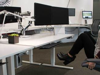 Here Are 5 Exercises You Can Do At Your Desk