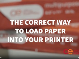 The Correct Way to Load Paper