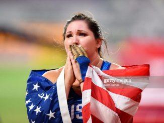 Deanna Price, Olympic Athlete & World Champion