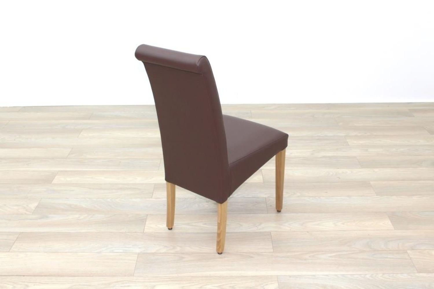 quality leather dining chairs boston interiors chair and a half new brown high back contract restaurant