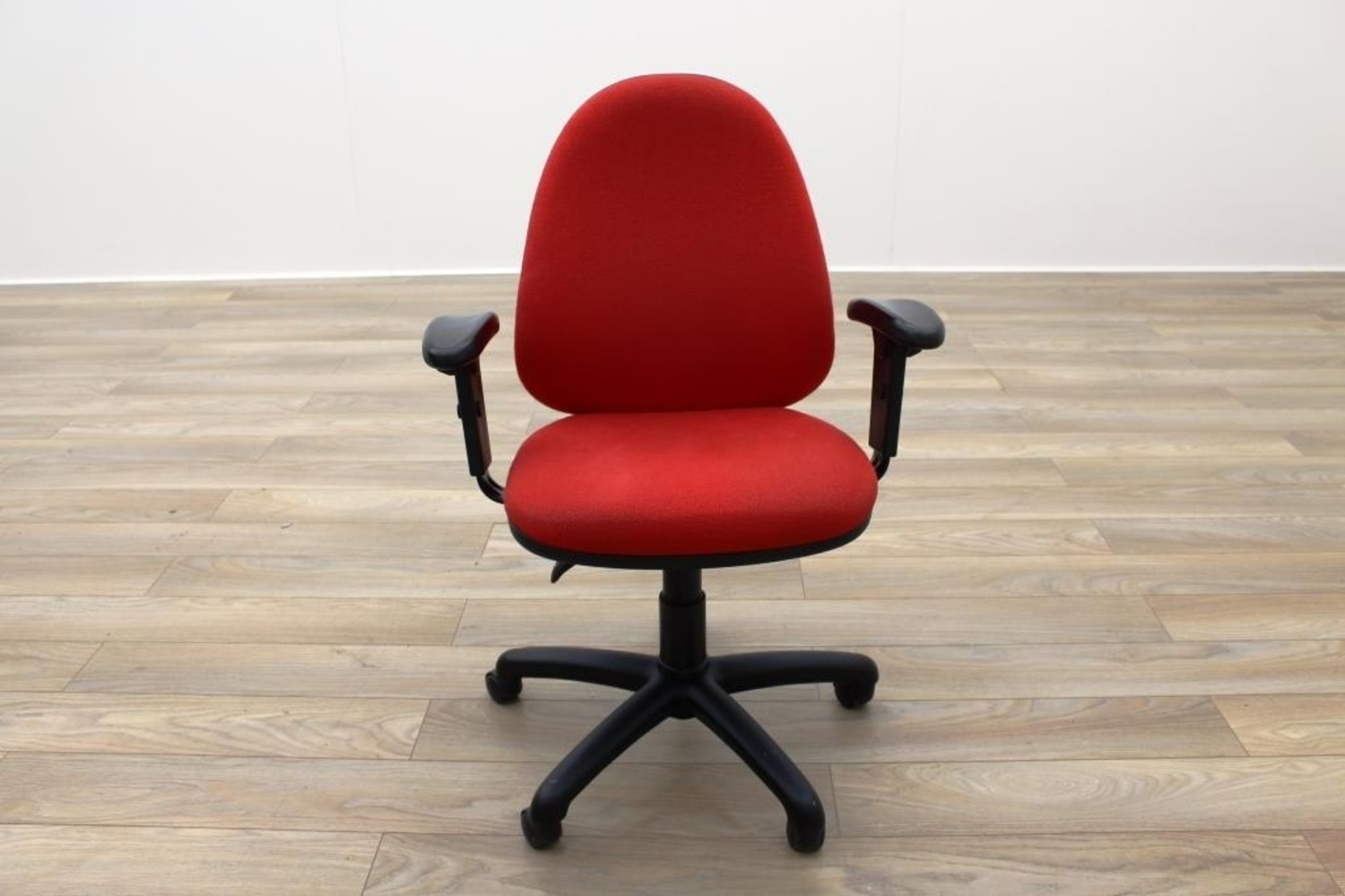 fabric office chairs uk target childrens chair red task ebay