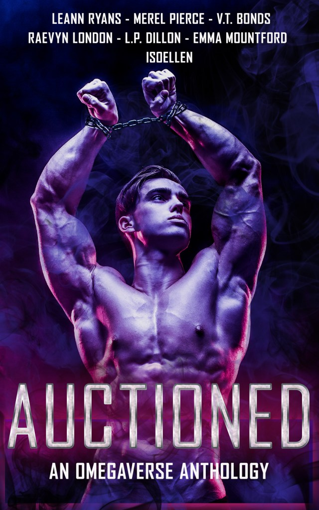 Book Cover: Auctioned - An Omegaverse Anthology