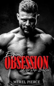 Book Cover: Evgeni's Obsession