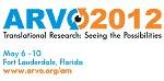 Logotipo de ARVO 2012