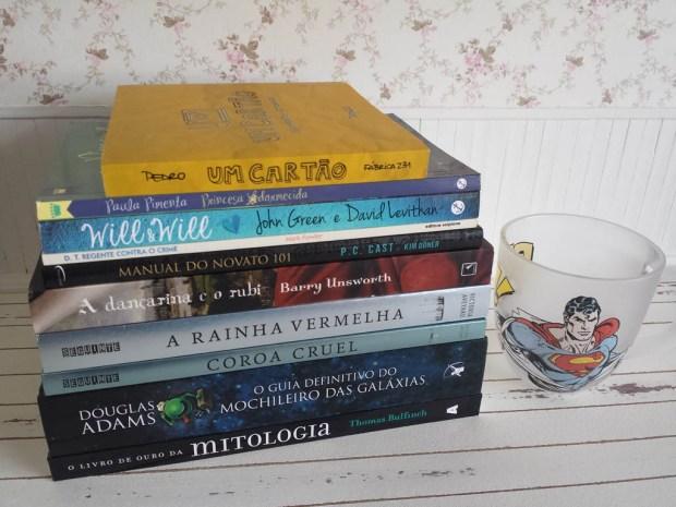 book haul 1
