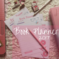 Planner Literário ♥ DIY & Download