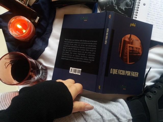 Resenha do livro O que ficou por fazer de Anna Luisa Araujo, publicado em 2018 pela Quintal Edições