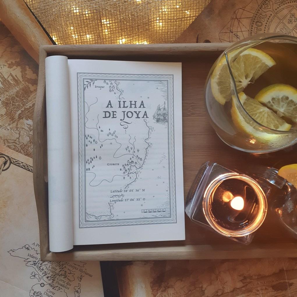 Resenha do livro A Garota que Lia as Estrelas de Kiran Millwood Hargrave, publicado pela Editora Jangada.