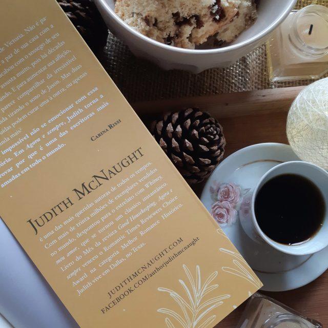 Resenha de Agora e Sempre de Judith McNaught - Bertrand Brasil