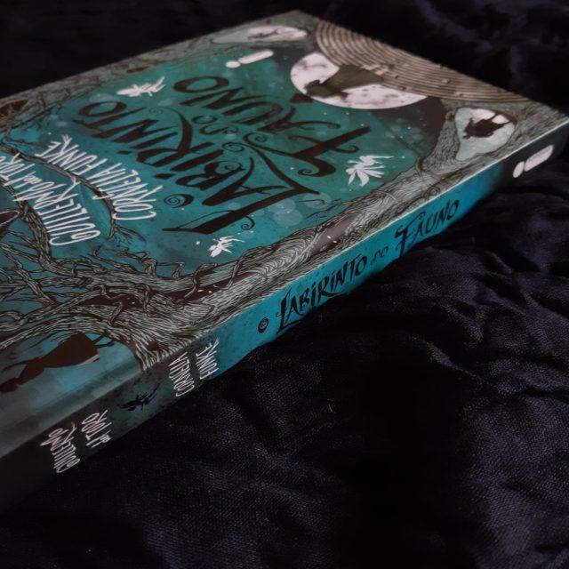 O Labirinto do Fauno de Guilhermo del Toro & Cornelia Funke: livro e filme