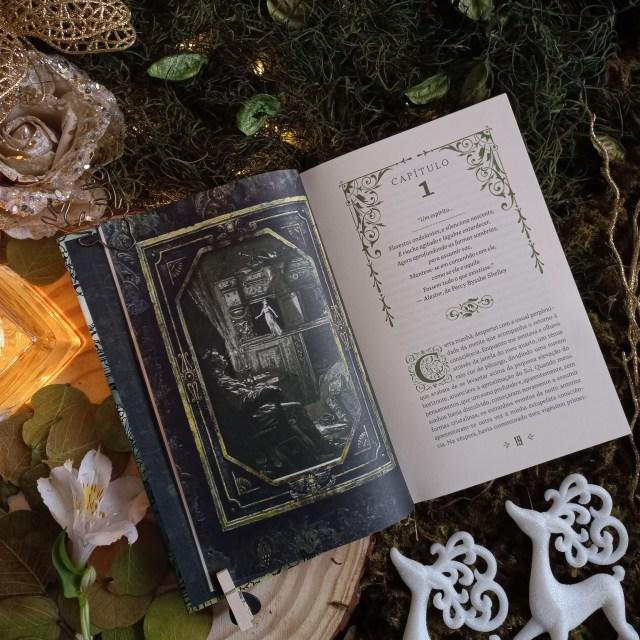Resenha do livro Phantastes de George MacDonald, publicado em edição de luxo pela Thomas Nelson Brasil.