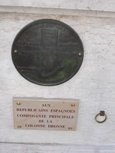 La Nueve (Pont d'Austerlitz, Paris) août 1944 - 2014 006