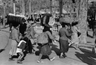 Barcelone 1939.