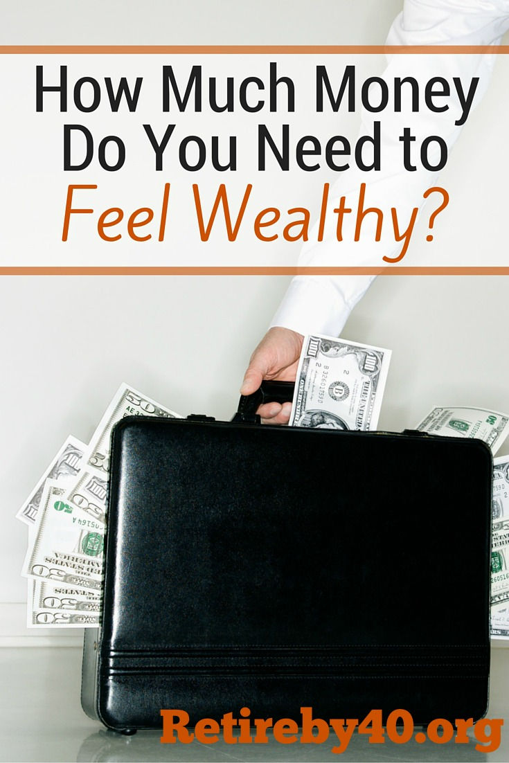 How Much Money Do You Need To Feel Wealthy