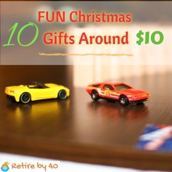 10 Fun Christmas GiftsAround $10 350